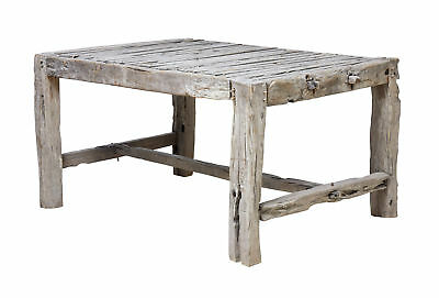 Rustic 19Th Century French Walnut Cheese Table