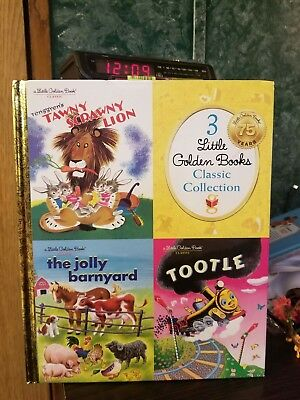 3 Little Golden Books Classic Collection