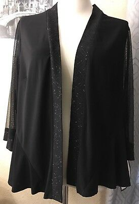Women's R & M Richards Plus Cover Up NWT