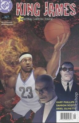 King James Starring LeBron James 1A 2004 FN (Stock Image)