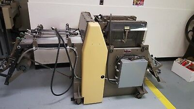 Rosback Three Knife Trimmer model 250 CB