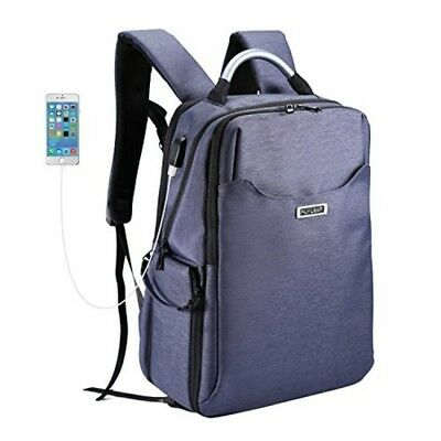 Fashion Waterproof Multifunctional Travel DSLR Camera Backpack Hiking Laptop