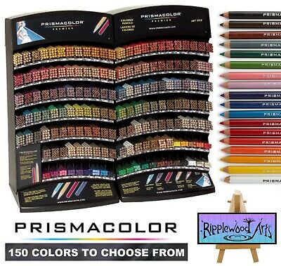 Prismacolor Premier Soft Core Colored Pencils (150 color choices)