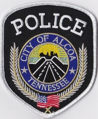 City of Alcoa Police Patch Tennessee TN