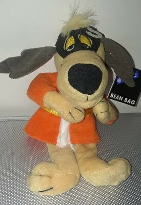 HONG KONG PHOOEY Soft Plush Warner Bros. New w Tag 1998 Hanna-Barbera Bean Bag