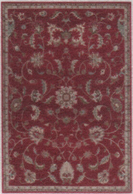"""1:48 Scale Dollhouse Area Rug 0000648 - approximately 1-7/8"""" x 2-11/16"""""""