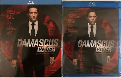 New Damascus Cover Blu Ray + Slipcover Sleeve Free World Wide Shipping Buy It