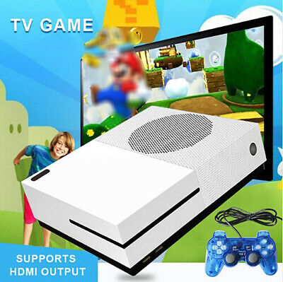 2018 Retro Home TV Video Game Console RS-89t 32 bit Built-in 600 Classic Games