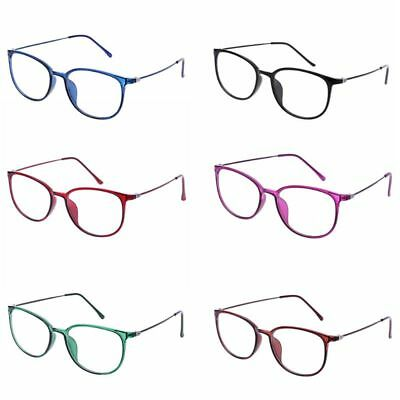 df6b2d9ea28 Fashion Unisex Eyeglasses Frame Women Men Eyewear Reading Glasses 6 Colors