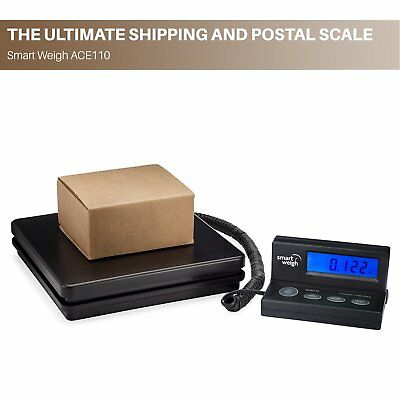 Smart Weigh Digital Shipping and Postal Weight Scale, 110 lbs x 0.1 oz, UPS USPS