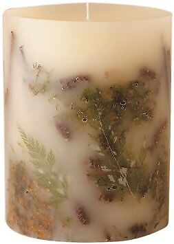 Rosy Rings Forest Botanical Candle 5&Quot; X 6. 5&Quot;