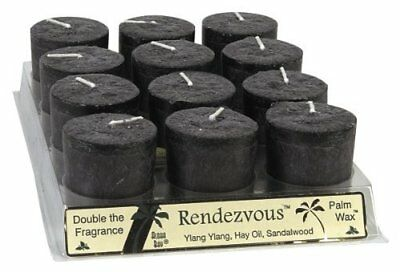 Aloha Bay Votive Cndl,Rendezvous, 2 Oz Case_12