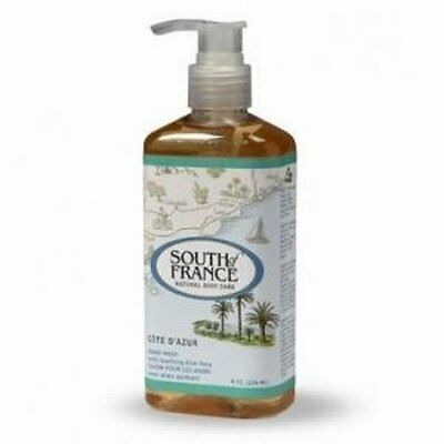 South Of France Hand Wash Cote D Azure, 8 Ounce