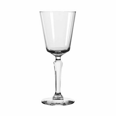12x Libbey Spksy Retro Cocktail & Wine Glass 247ml Restaurant Bar Mixed Drink