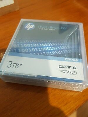 Hp Lto-5 Ultrium Rw 3Tb Data Cartridge C7975A - New