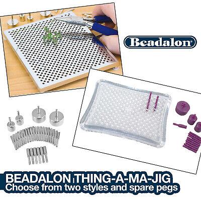 Beadalon Thing-a-ma-jig Wire Wrapper to Create Individual Jewellery Designs