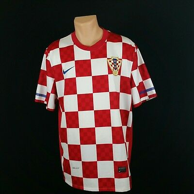 734e79affd0 NIKE CROATIA HOME Dri-Fit World Cup Hrvatska Soccer Football Jersey Men's  XL - $49.99 | PicClick