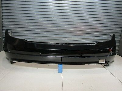 Mercedes C Class W204 Amg Rear Bumper Genuine P/n: A2048852925 Ref 29Og02