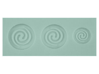 Silicone Flexible Swirl Mould