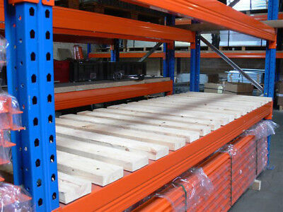 Pallet Racking Timber Decking, 30mm Thick Heavy Duty, 1350mm x 1050mm