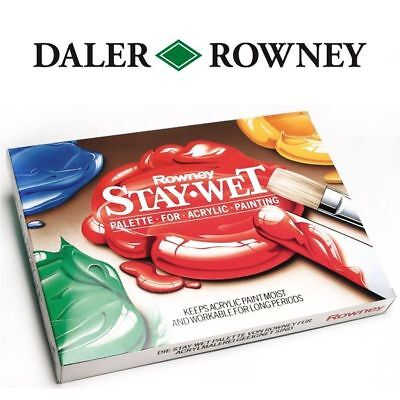 Daler Rowney STAY WET PALETTE for Acrylic
