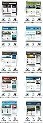 10 Niche Wordpress Themes Blogs - Templates, Website Business For Sale