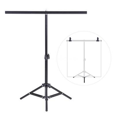 60.5*70CM Photography Backdrop Background Stand Crossbar Tripod Support Kit W0R2