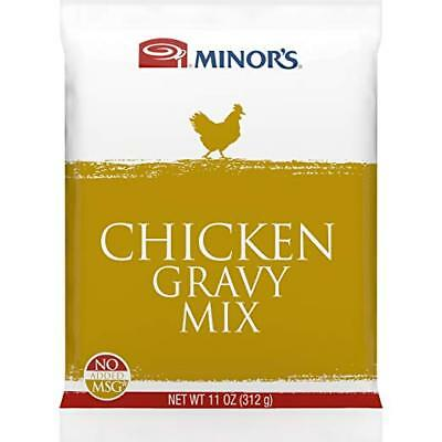 Minor'S Chicken Gravy Mix, 11 Ounce (12 Pack)
