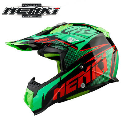 NENKI MX315 Motocross Full Face Racing Helmet Extreme Sports Motorcycle ATV BMX