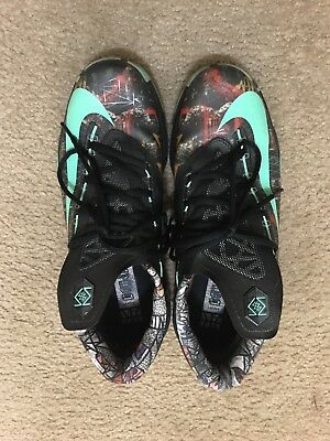 pretty nice c3e74 a49c5 KD 6 all star Kevin Durant Nike Signature Shoe Glow In Dark