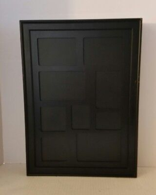 Jewelry Armoire Wall Cabinet Picture Frame Box Hidden Secret