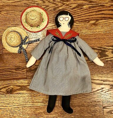 Mary Engelbreit Collectible SIGNED Doll, 1986 RARE