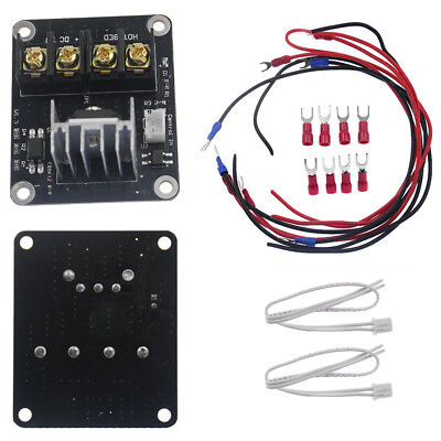 2pcs MOSFET Board Heated Bed Power Module For ANET A8 3D Printer Accessory Set
