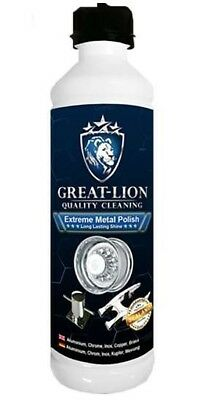 Great Lion Extreme Metal Polish 225g Flasche