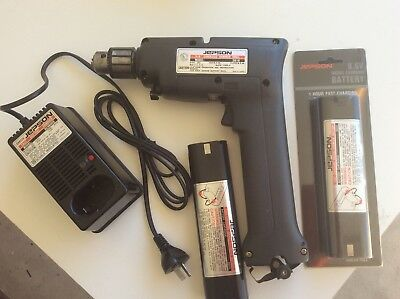Jepson Cordless Hammer Drill -Pick Up Only LAVERTON VIC Comes With Extra Battery