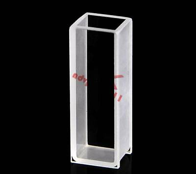1,2,5,10pcs 751 Optical glass cuvette, light path 10mm,volume 3.5ml