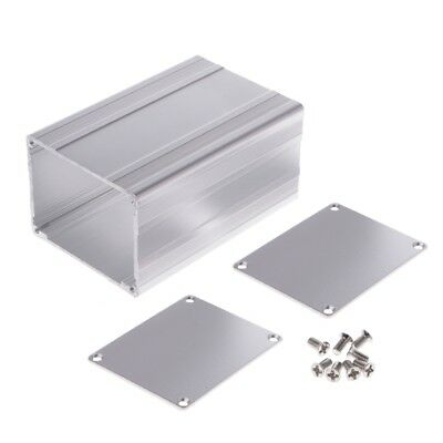 100x65x50mm DIY Aluminum Enclosure Case Electronic Project PCB Instrument Box