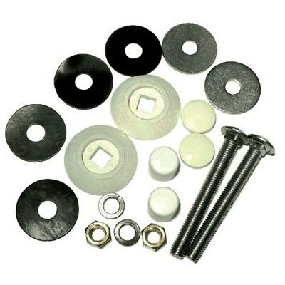 """S.R. Smith 67209911SS 0.5"""" x 4.5"""" SS Residential Diving Board Bolt Kit"""