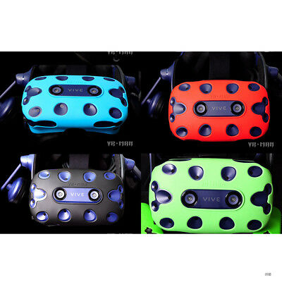 Silicone Shell Cover Vr Helmet Glasses Protective Case For Htc Vive Pro