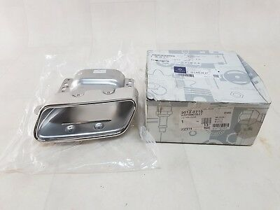 Genuine New Mercedes W221 06-13 Rear Exhaust Tip Tail Pipe Cover A2214903527