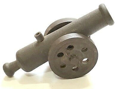 hand crafted antique cannon model  steel made