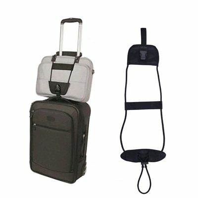 Travel Luggage Suitcase Adjustable Tape Belt Add A Bag Strap Carry On Bungee AZ