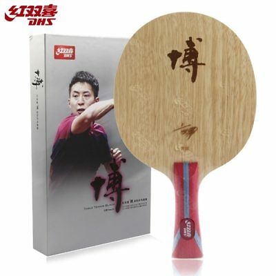 DHS Hurricane BO 2 Fang Bo Table Tennis Ping Pong Arylate Carbon ALC Racket Bat