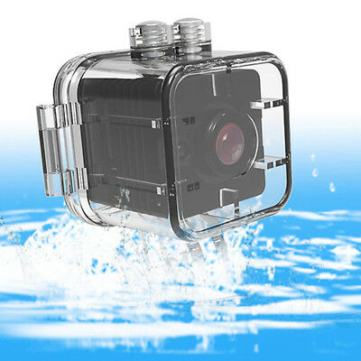 For SQ12 DVR Camera Accessory Underwater Dive Housing 30m Waterproof Case