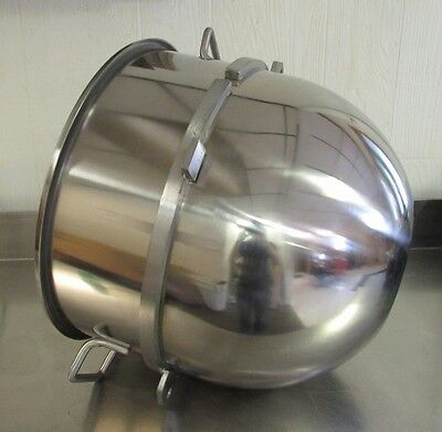 New Stainless Steel 60 qt. Bowl for Hobart Mixers