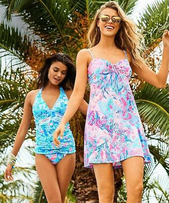 3d2219581e065 Lilly Pulitzer NWT Margarete Cover Up Light Pascha Pink Aquadesiac $118