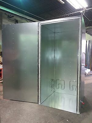 New Powder Coating Oven! Batch Oven! Industrial Oven! 4x4x6 With Circulation Fan