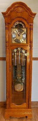 Grandfather Clock - Exc Con/Kieninger Trip chimes/NATIONWIDE PERSONAL DELIVERIES