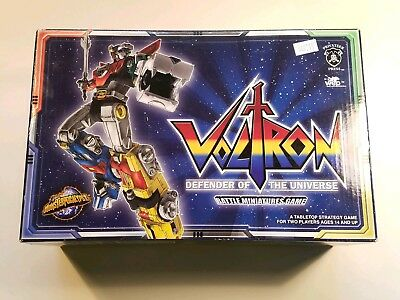Voltron Defender of the Universe Battle Miniatures Game Monsterpocalypse
