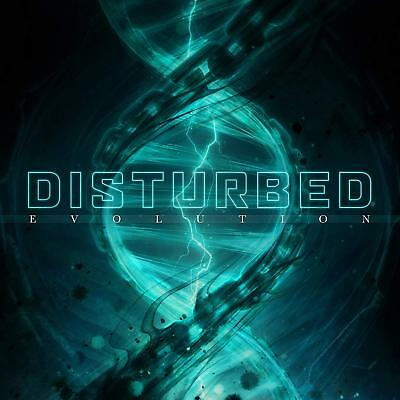 "Disturbed ""Evolution"" 2018, Audio CD"